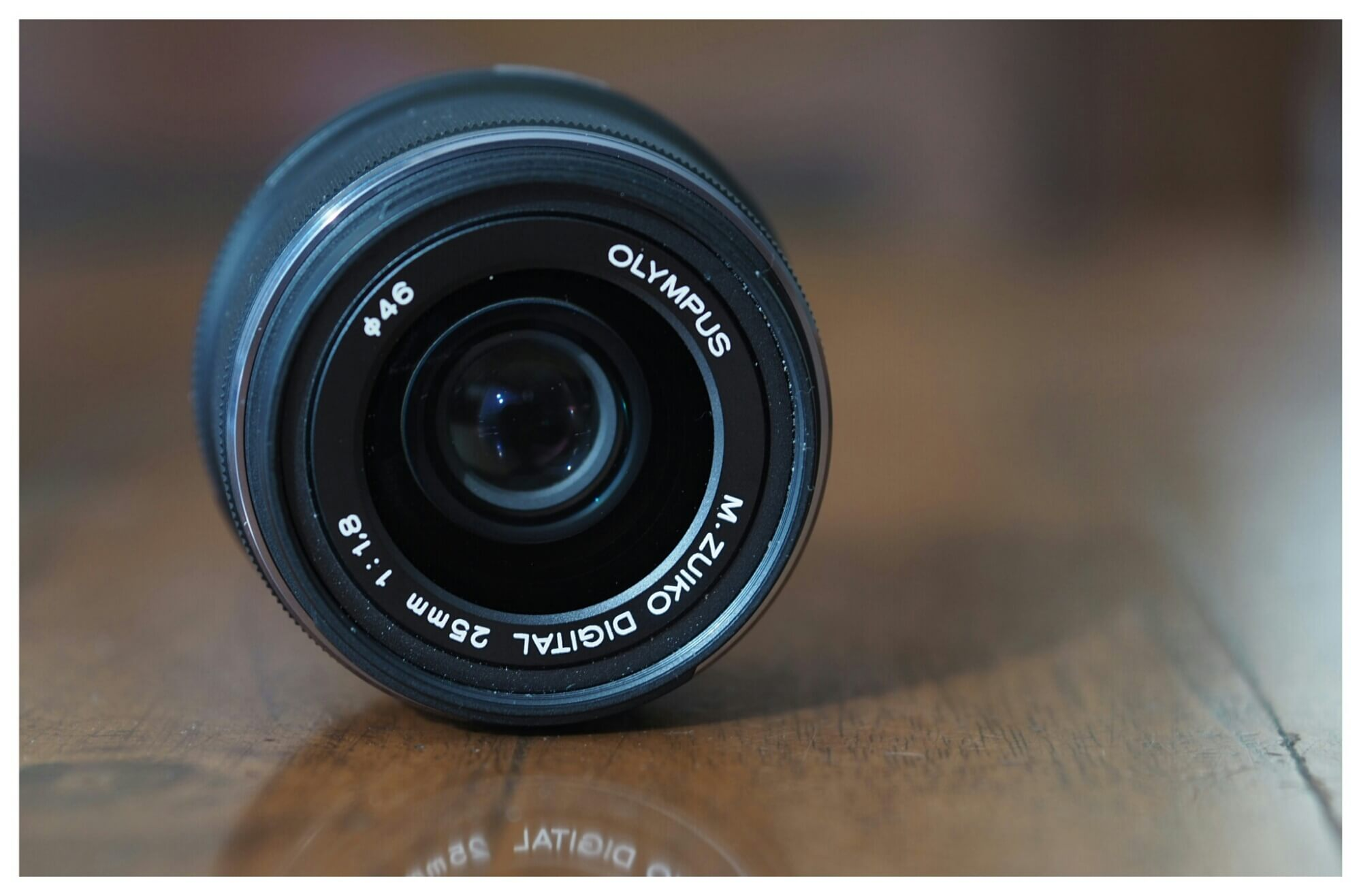 The Versatile Nifty-Fifty – Olympus 25mm f1 8 Lens Review
