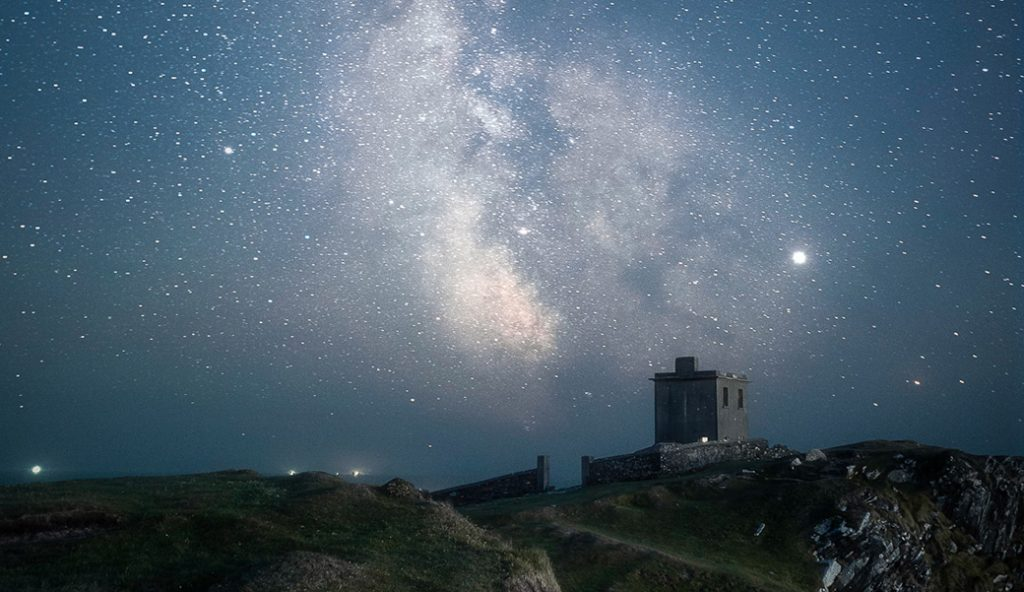 Astrophotography with the Olympus OM-D E-M1 Mark II